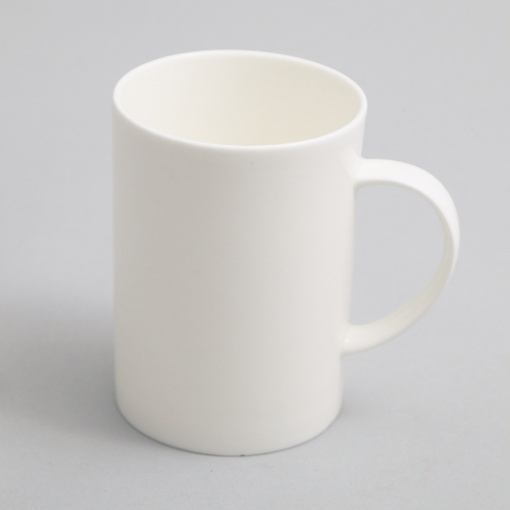 Fegg Hayes Pottery Polka Dot Bone China Mugs x 4